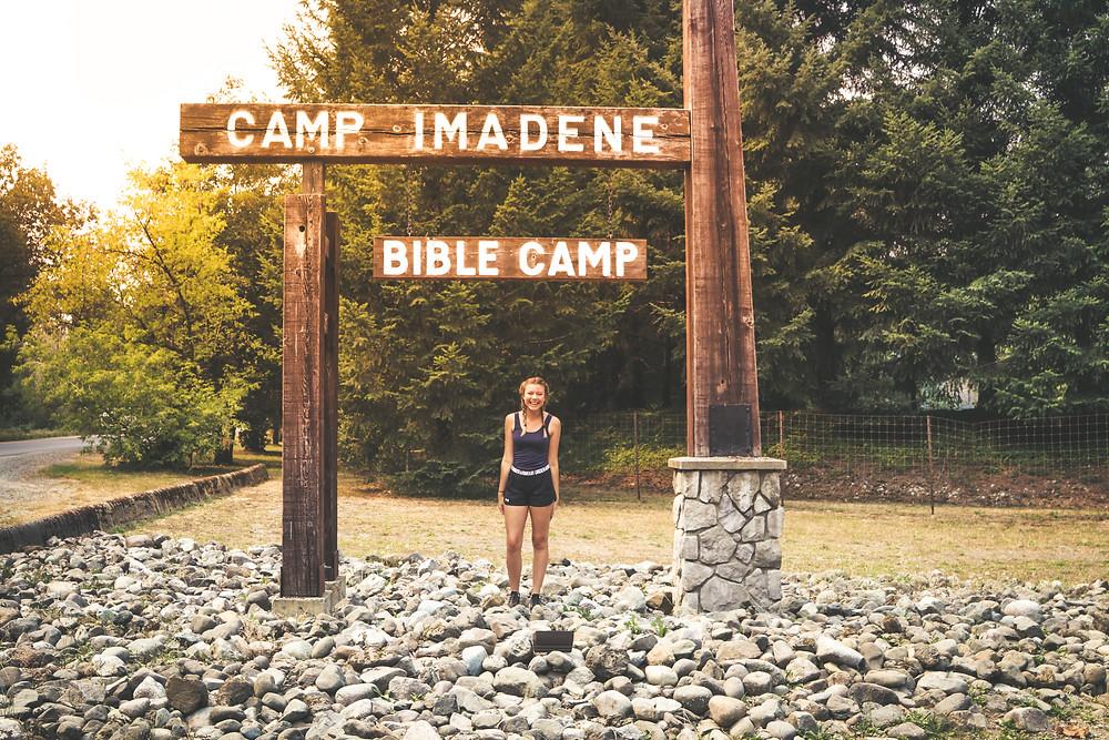 Camp Imadene - Bible Camp Vancouver Island
