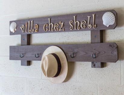 Villa Chez Shell Lanai