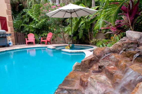 Villa Chez Shell Pool
