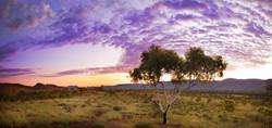 Glen Hill Sunset