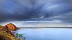 Lake Argyle blue
