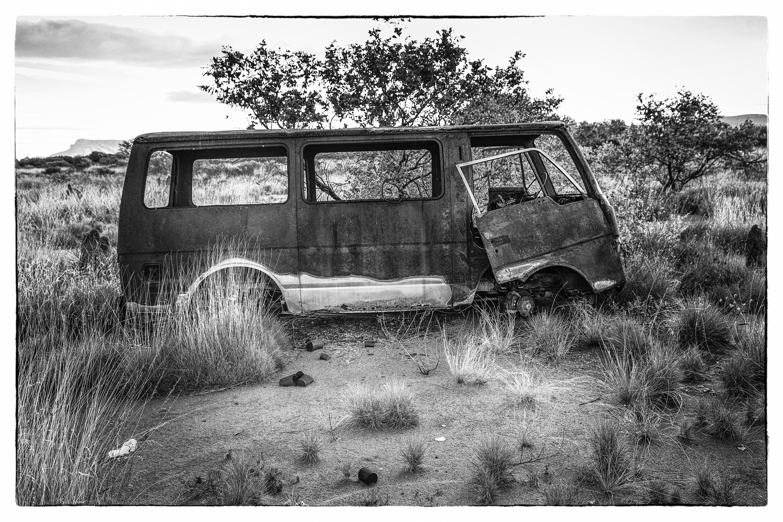 Desert Van