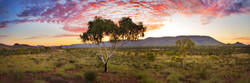 Glen Hill Sunset 2