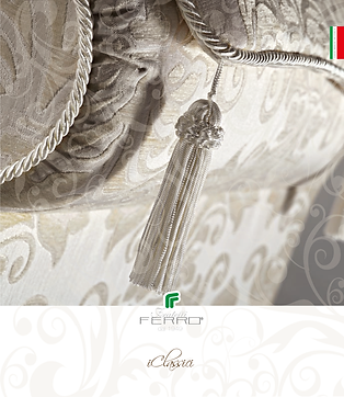Fratelli Ferro _ divani Italia | Made in Italy sofas | Fratelli Ferro Int.