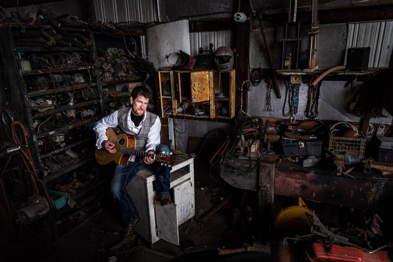 Portrait of Johnathan Woodyard