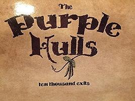 The Purple Hulls - Ten Thousand Exits.jp