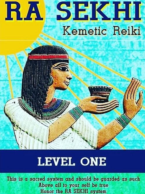 RA Sekhi Level One Book