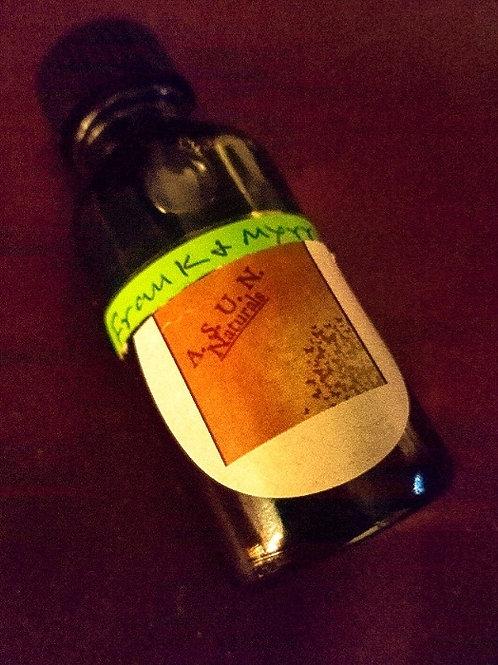 Frankincense and Myrrh Authentic perfume oil (1 full ounce) 💎