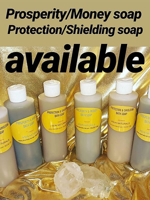 Protection/Shielding Soap