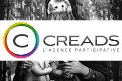 Interview dans Creads : Greg M, le dessinateur contemporain à l'humour noir
