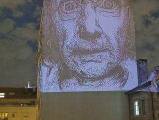 EXPO : En projection sur les murs de Lyon avec Creatsmosphère!