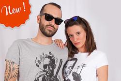 Ouverture du Greg M Shop : Tshirts / Débardeurs / Prints