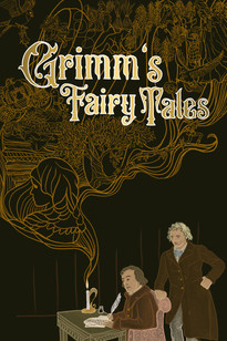 Grimm's Fairy Tales Revised Cover Art