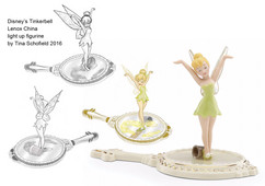 Tinkerbelle Lenox China/Disney Figurine