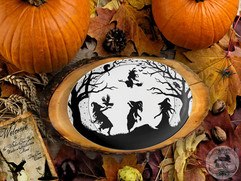 Witching Dance Platter