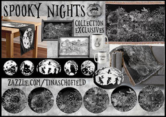 Spooky Nights Home and Dining Collection