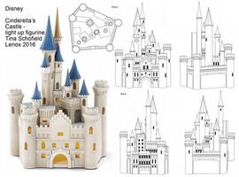 Disney's Lenox Cinderella's Castle