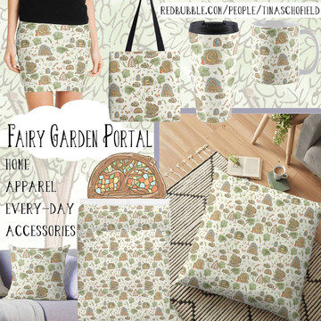 Fairy Garden Portals Collection