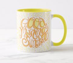Good Morning Sunshine Gifting Mug