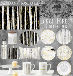 Birch Forest Home and Dining Collection