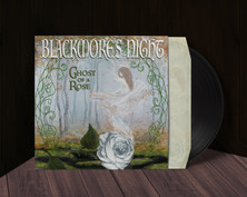 Blackmore's Night Ghost of a Rose Album Art