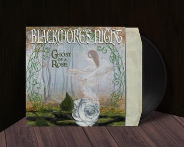 Blackmore's Night Ghost of a Rose Album Art
