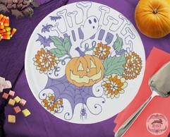 Halloween Greetings - Cake Stand