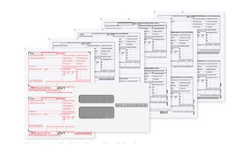 Tax Forms & Envelopes