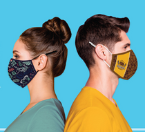 Customizable Face Masks