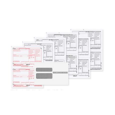 Tax Forms & E-File