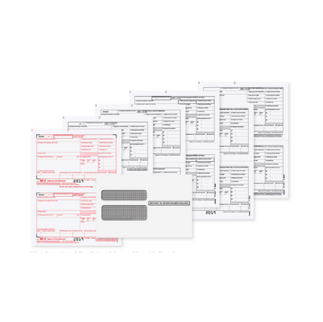 Tax Forms & E-File
