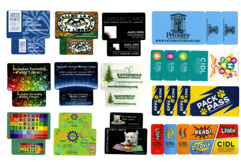 Patron Cards