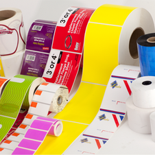 Labels, Tags & Ribbons