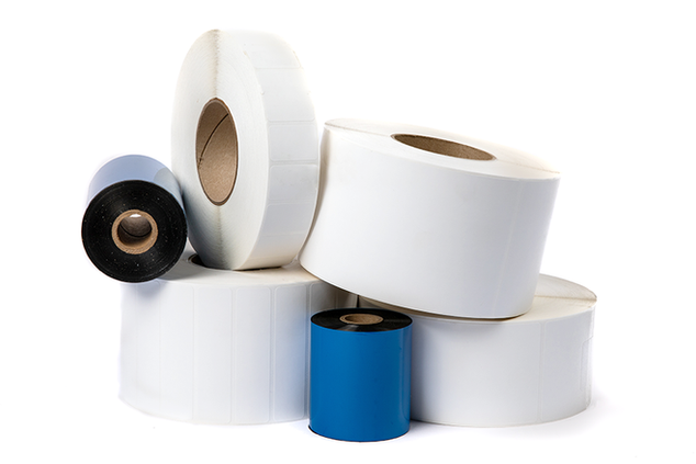 Thermal Labels & Ribbons