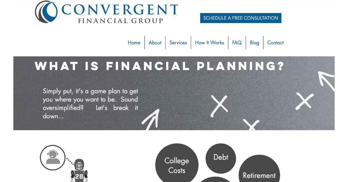 What is Financial Planning? | Convergent Financial Group