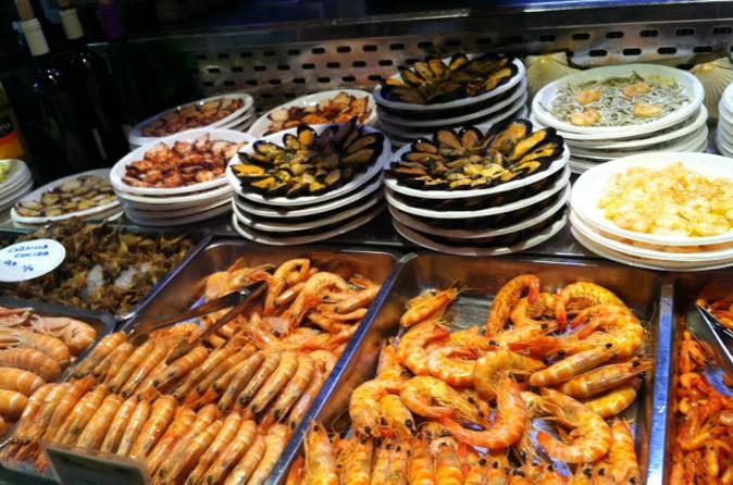 Cena de Tapas en Madrid