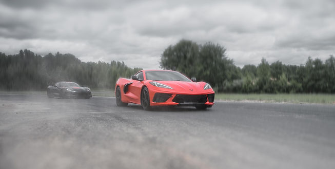 Car photography and video production services
