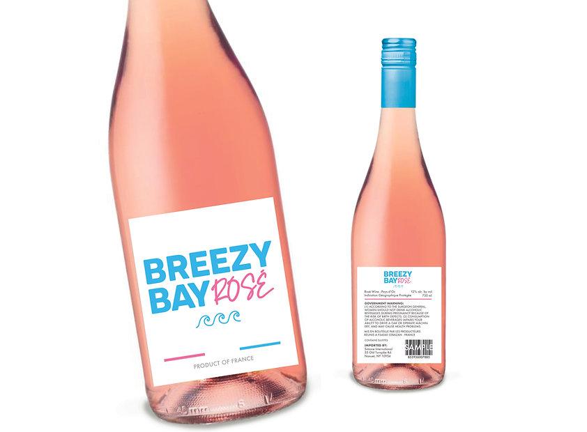 BREEZY BAY MOCKUP 5 - blue letters pink