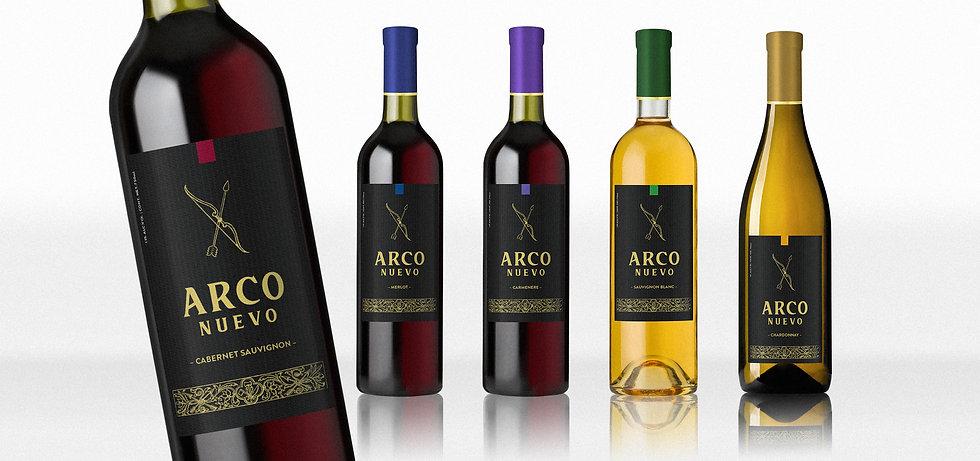 Arco Nuevo Label Varients.jpg