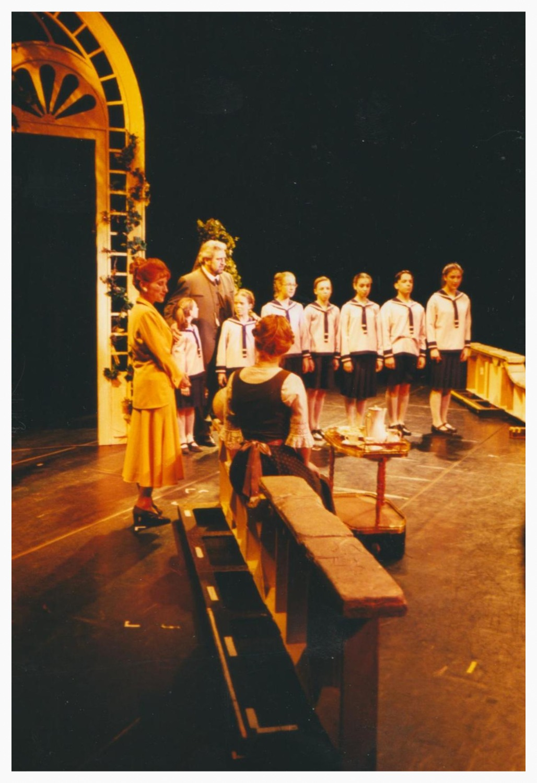 Sound of Music   Ballet v Vlaanderen