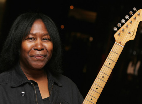 Taking In The Love: What I Learned This Week From Joan Armatrading