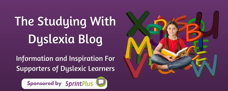 The Studying With Dyslexia Blog Version 2 (2)