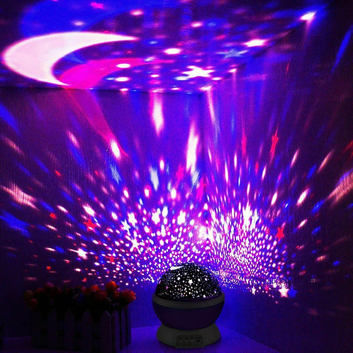 Calming Sensory Projection Light
