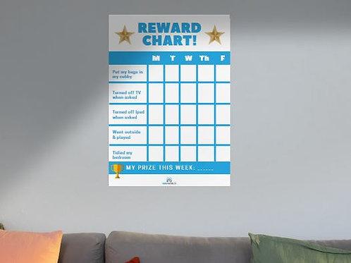 Customised Reward Chart