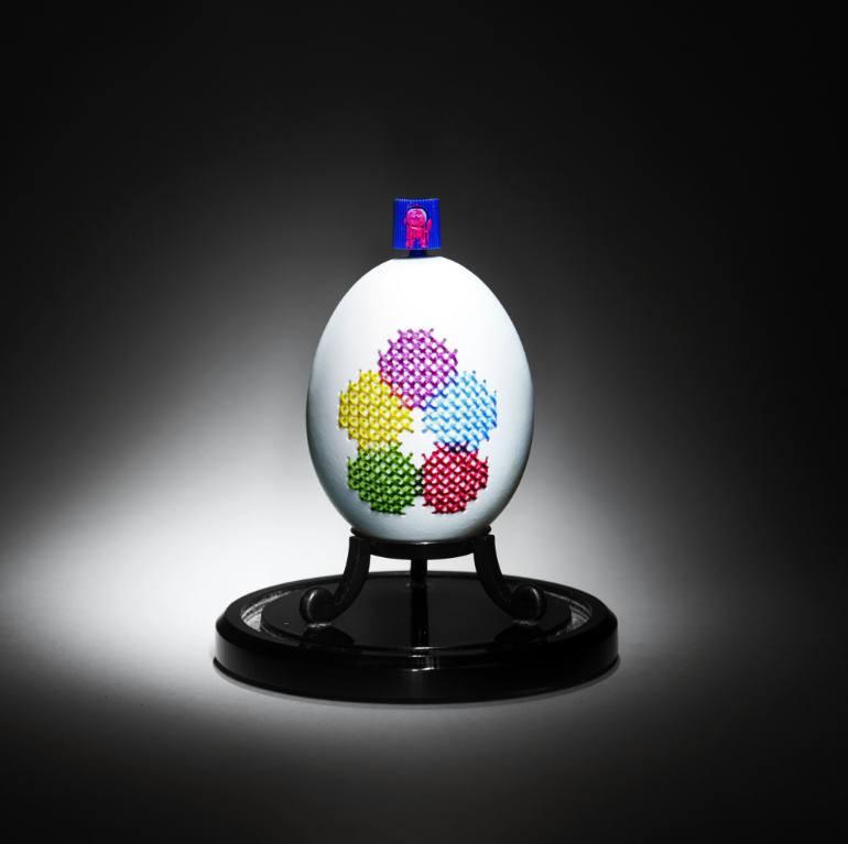 Krylon Egg 2014
