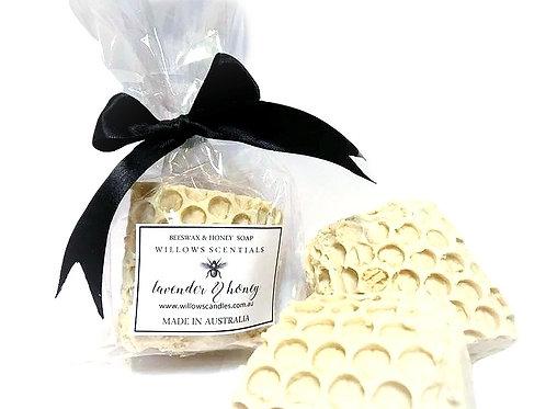 Lavender & Honey Soap ~ Olive Oil Soap