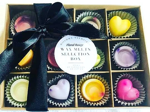 Floral Range Wax Melts - The Melts Box Collection
