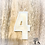 Thumbnail: Beeswax Birthday Number Candles - No. 4