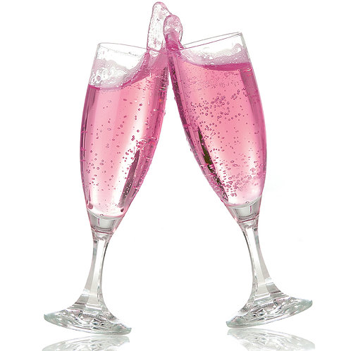 Pink Champagne & Exotic Fruits Scented Candle