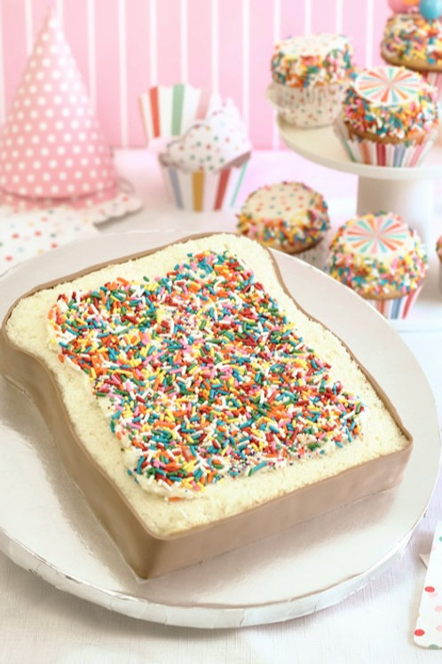 Fairy Bread Candle